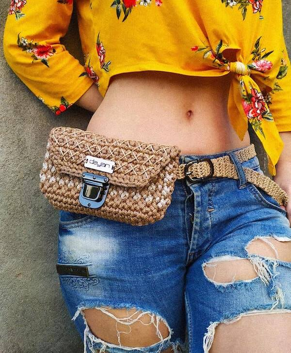 Belt bags from DayanCrafts®